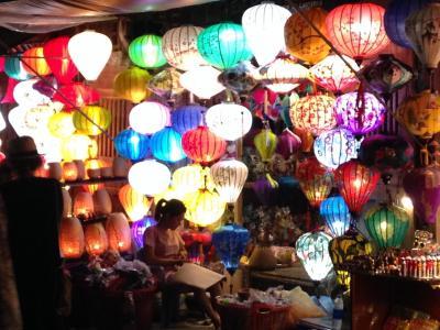 東南アジア2019 ⑩ ランタンの街ホイアン