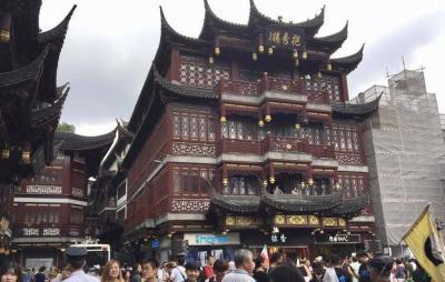 呉の国『上海・無錫・蘇州』のツアー旅24