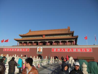 【2011年冬 中国旅行】2泊3日でマイルを使って北京へ一人旅