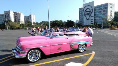 旅物語・キューバ・ハイライト(1)・・・・ハバナ