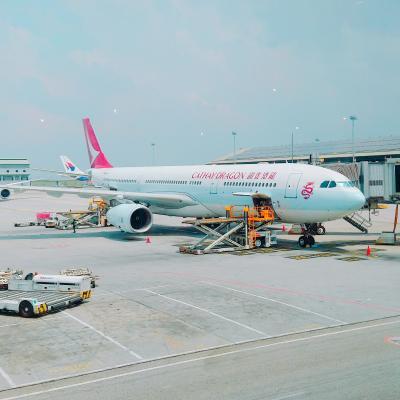 労働節吉隆坡旅4★娘1歳8か月 KLセントラル駅でチェックイン キャセイドラゴン航空利用 クアラルンプールから香港へ
