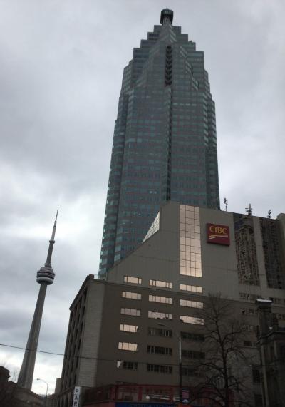 2019GW: トロント、モントリオール、ナイアガラ★その1 Toronto