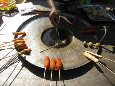 シーポー(ティーボー)逍遥(2018年12月ミャンマー)~その3:伝統シャン料理