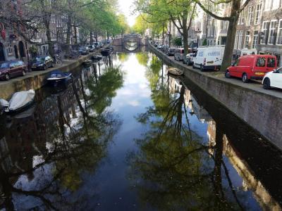 アムステルダム街歩き