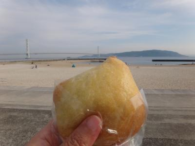 晴れた日はパンを買いに2019春-<7>西舞子『Sante』&大蔵海岸