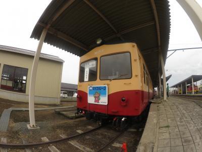 GW令和一発目の旅行記はまさかの非鉄旅。【後編:くりはら田園鉄道を偲ぶ、くりでんミュージアムで鉄分補給】