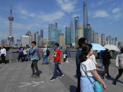 10連休、湖南省武陵源から上海へ(その7)上海のお洒落な街を歩く(2019年5月3日~5月6日)
