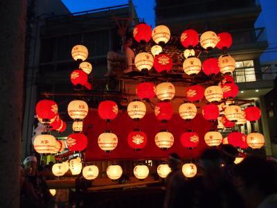 名古屋総鎮守若宮八幡社若宮まつり宵祭り2019
