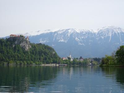 ニッキとあんちゃんのクロアチア・スロベニア(自然がいっぱいスロベニア・ブレッド湖)
