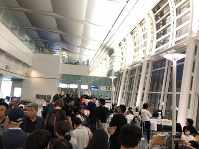 中国国際航空でチンクエテッレへ!のハズが…まさかのキャンセル!!