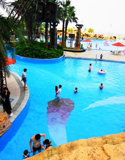 珠海郊外・珠琴湾に一大リゾート出現!
