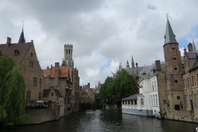 やっぱり最高!!!  平成から令和へ ベルギー&オランダの旅 ブルージュ編