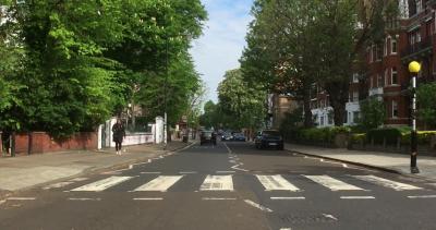 欧州4カ国の旅 (4)ロンドン 3時間の街歩き(けいおん!劇場版ロケ地巡り)