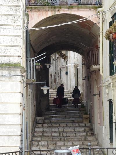2019 ローマ&イタリアの小さな街+ちょっぴりイスタンブール ⑩マテーラ~帰国