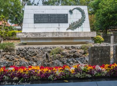 40年ぶりに沖縄へ(7) 沖縄戦跡を巡る