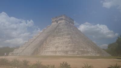 世界二周目 (9)チチェンイツァ:マヤ文明の聖地で呪われる?