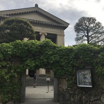岡山・倉敷一人旅~2日目・倉敷「楽園のカンヴァス」の世界へ