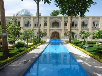 2019GWイラン旅行 6日目 イスファハンつづき