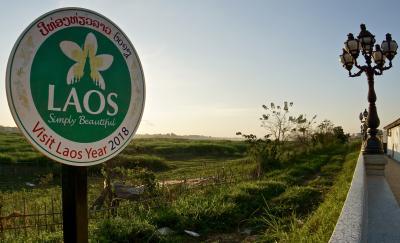 おおっ...むか~し、昔のタイの香りがプンプン残るラオス人民民主共和国#2(ヴィエンチャン/ラオス)