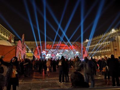 ヴェネチアのカーニバル!!! 0泊3日で楽しむマスカレード