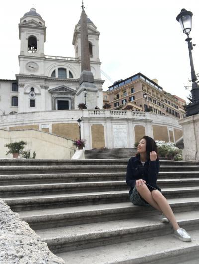 できます、徒歩でローマ縦断!ローマ歩き倒し④4日目 <一般市民の地区:ローマ上半分一周>