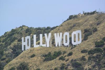 グリフィス天文台からハリウッドサインへのハイキング