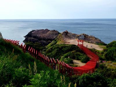 萩・石見空港から巡る日本海沿岸の旅
