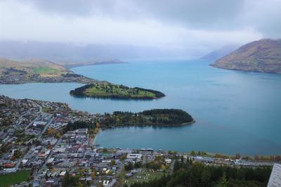 GWのニュージーランド旅行3日目 スカイライン展望台とラム肉