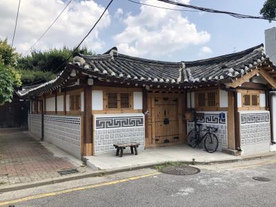 韓国弾丸1泊4日の旅 2019春