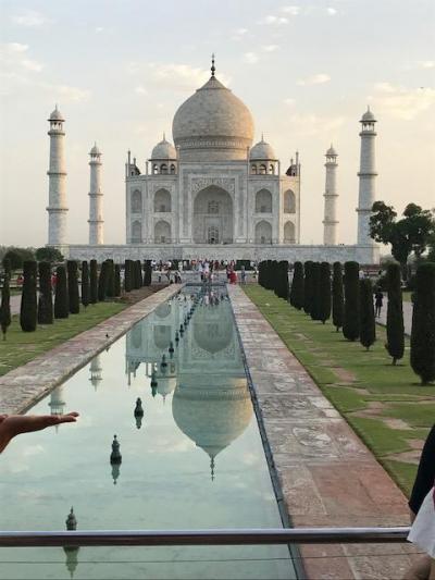 初インド一人旅 ど定番 デリー、ジャイプール、アグラ(バラナシは気合が足りず行けませんでした・・・)