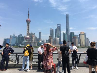 上海2019★トランジット12時間滞在
