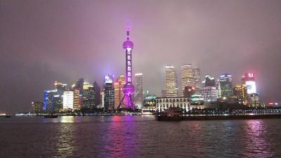 出張で上海へ~食うしかない!