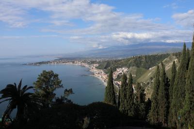 2019 文明の十字路シチリア島周遊の旅 10日間 (帰国)