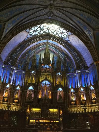 2019GW: トロント、モントリオール、ナイアガラ★その2 Montreal