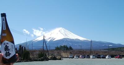 2019春の信州そば祭りwith富士山と吉田うどんオプション