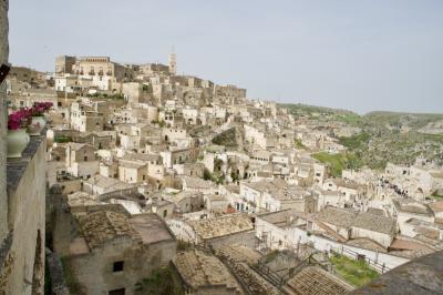 イタリアに新婚旅行~10日間で11の世界遺産を巡るツアー:④ポンペイ、マテーラ、アルベロベッロ~