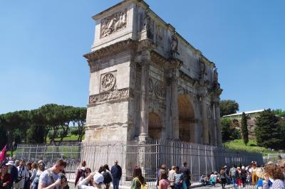 憧れのローマ その2