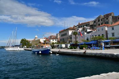 クロアチア旅行-7:シベニク(路地裏と周辺地域)