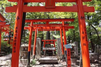 西東京市のんびり散歩 @東伏見稲荷神社