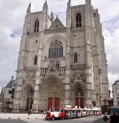2016夏【ナント】サンピエール・サンポール大聖堂