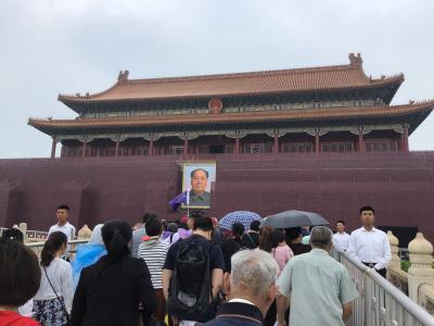【中国紀行】初めての北京(2) 市内散策(故宮/四合院)
