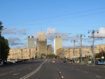 モスクワは思ったよりモダンだった ロシア3~4日目
