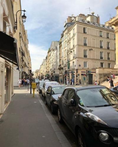 パリ マレ地区で買い物&グルメ