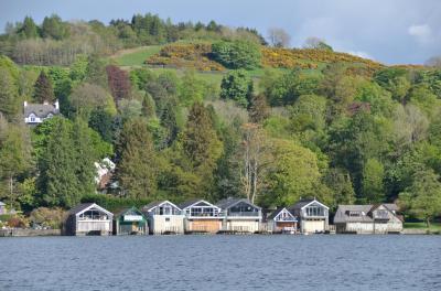 英国の7地域めぐりPart4/7 イングランドの緑と水が豊かな湖水地方を散策してみた