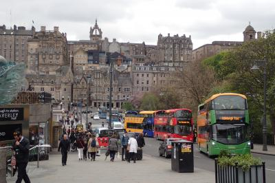 英国の7地域めぐりPart5/7 独立したがっているスコットランドに行ってみた