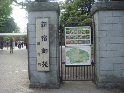 無料で楽しむ5月の東京 新宿御苑と小石川後楽園