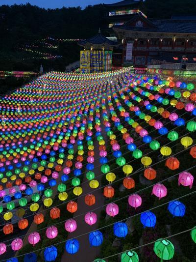 提灯祭りin三光寺