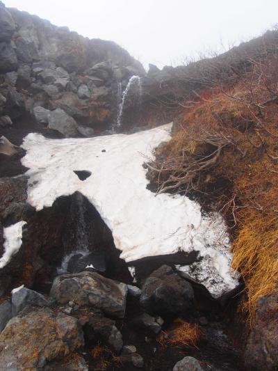 登らない富士山 小富士と幻の滝へ行ってきた