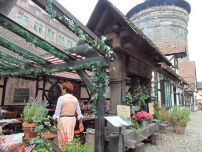 オーストリア・セルデン&ドイツ・ニュルンベルクとミュンヘンの旅【16】 ニュルンベルクの散策