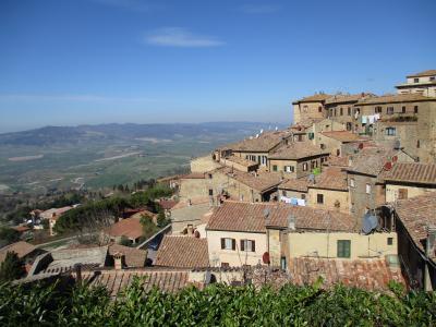 2019年 ウンブリア、トスカーナの小さな街と北イタリア ④ヴォルテッラ